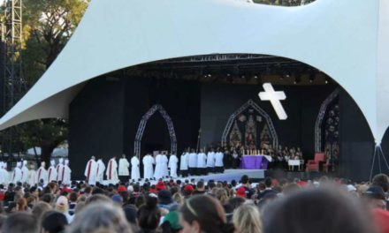 Australian Catholic Youth Festival draws tens of thousands