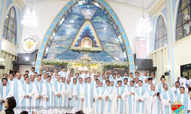 Palo prelate wants faithful catechized on 'Year of the Clergy'