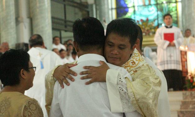 Historic Homonhon Island gets its first priest