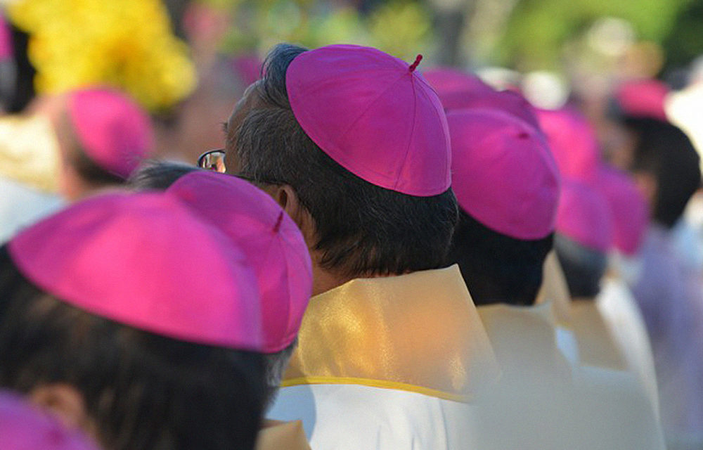 11 Philippine dioceses are vacant