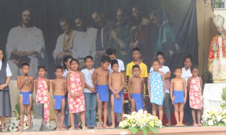Zambales religious witnesses to 'God's love for Aetas'