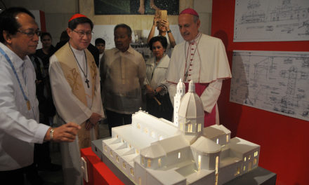 Manila Cathedral 60th anniversary exhibit opens