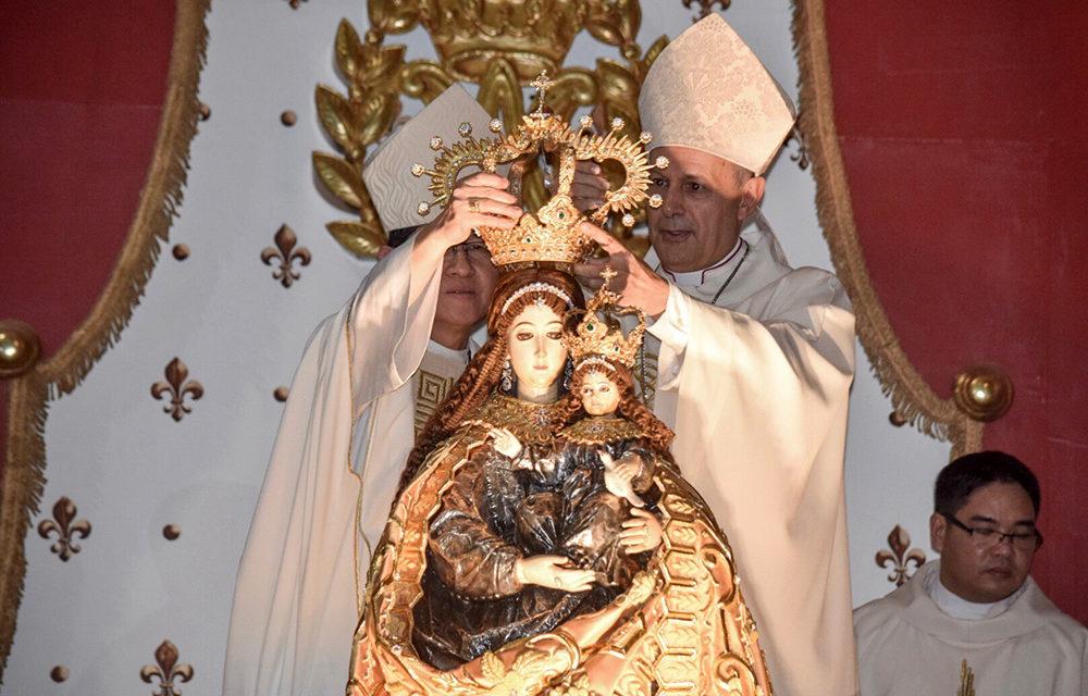 Canonical Coronation of Nuestra Señora del Pilar