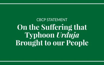 On the Suffering that Typhoon Urduja Brought to our People