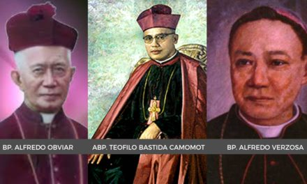 Sainthood Causes of 3 Filipino bishops now in Rome