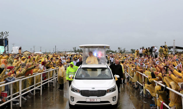 Leyte marks 3rd anniversary of pope's visit