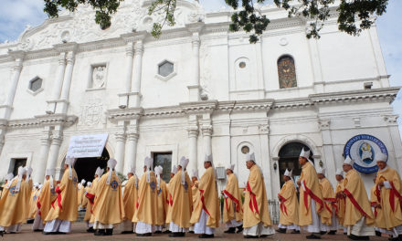 116th CBCP Plenary Assembly opening Mass