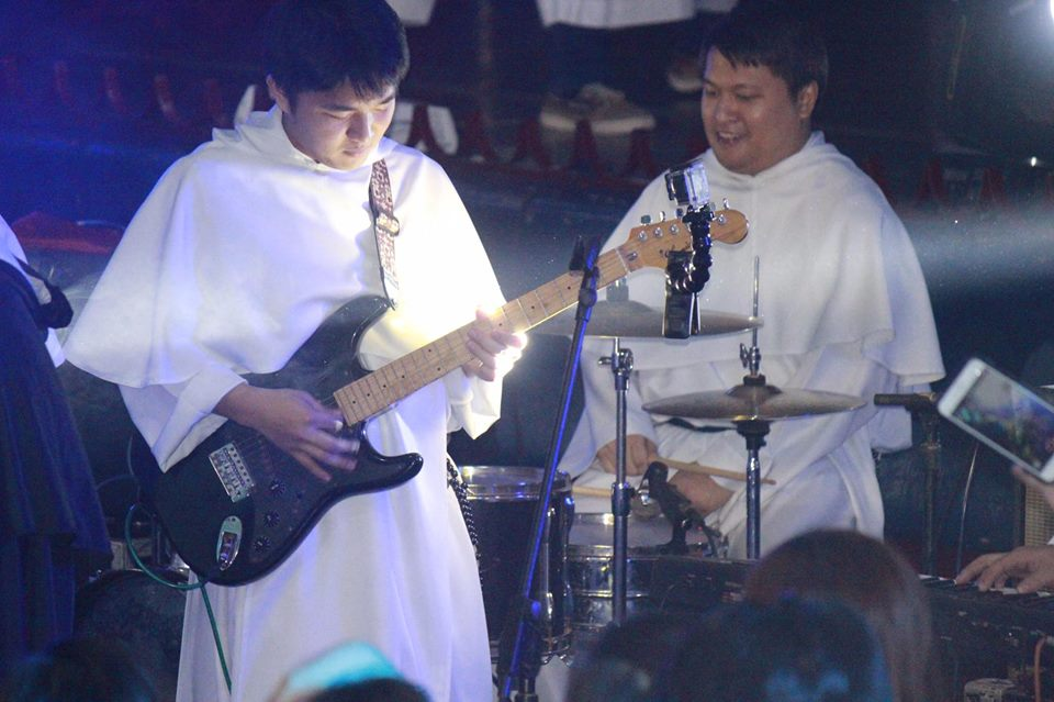 Free youth concert features 'Joyful Friars'