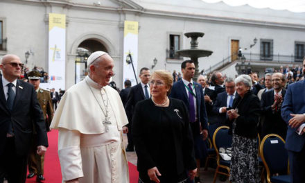 Pope asks forgiveness from victims of clergy sex abuse in Chile
