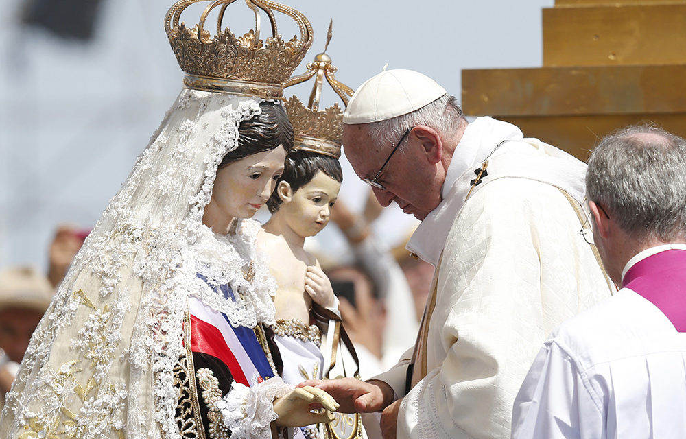 Confab to focus on Mary as 'inspiration for priests'
