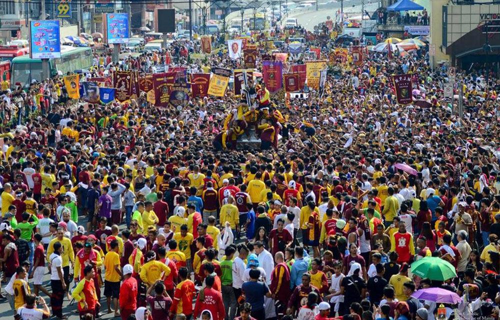 Cardinal Tagle to Nazarene devotees: 'Know Jesus deeply'