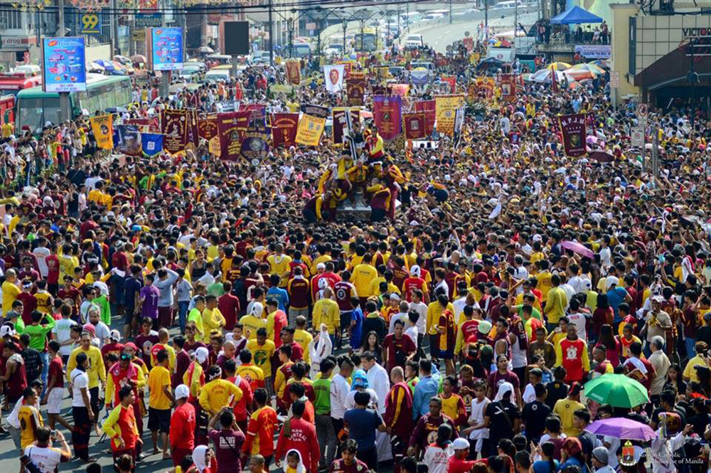 Cardinal Tagle to Nazarene devotees: 'Know Jesus deeply'