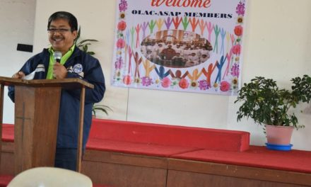Support group for 'future priests' launched in Baguio
