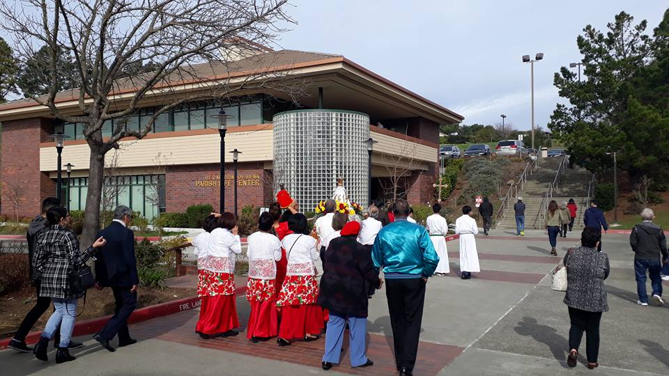 U.S.-based Pinoys celebrate Santo Niño feast