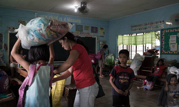 Want to help Mayon evacuees? Accommodate them, says priest