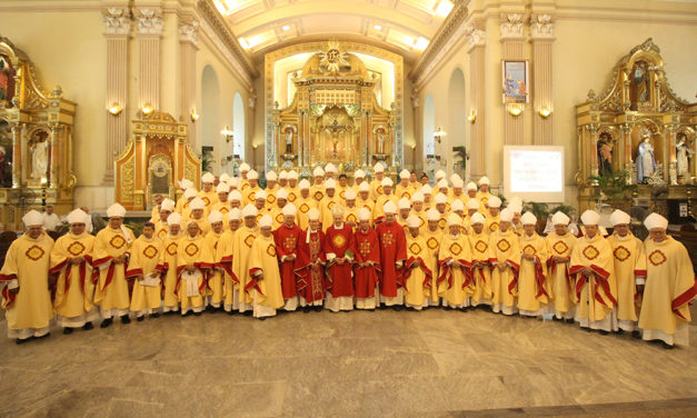 CBCP pastoral guidelines for discerning the moral dimension  of the present-day moves for Charter change