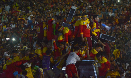 2018 Feast of the Black Nazarene