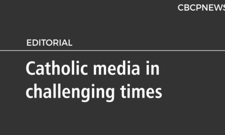 Catholic media in challenging times
