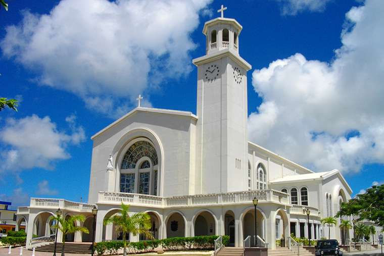 Guam archbishop denies allegations of rape, sexual abuse