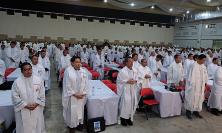 Filipino priests encouraged to study in Rome