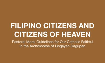FILIPINO CITIZENS AND CITIZENS OF HEAVEN