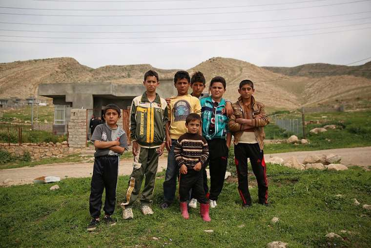 Knights of Columbus praise increased US aid for persecuted Iraqis