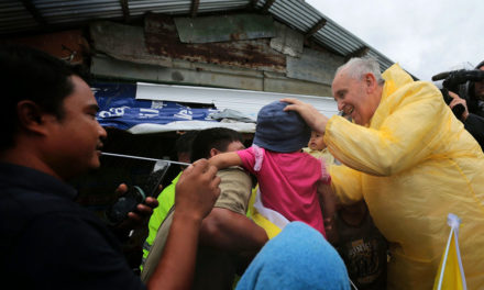 Leyte town to name road after Pope Francis