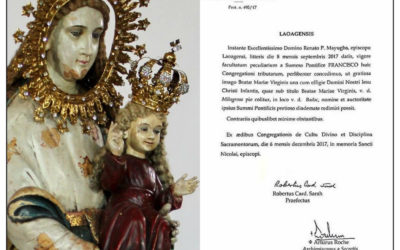 'Patroness of Ilocos Norte' to be pontifically crowned