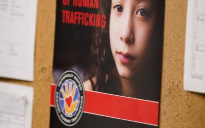Pope asks people to work together to end human trafficking
