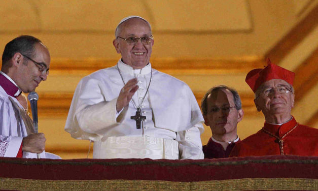 Five years a pope: Francis' focus has been on outreach
