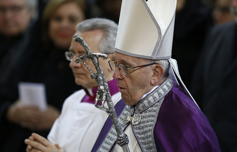 Pope updates resignation norms for bishops, prelates in Roman Curia