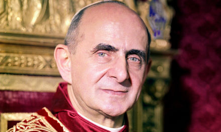 Inspiring pope: Francis often speaks of Paul VI's influence on him