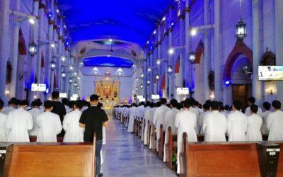 Cardinal Rosales opens nat'l seminarian meet in Bulacan