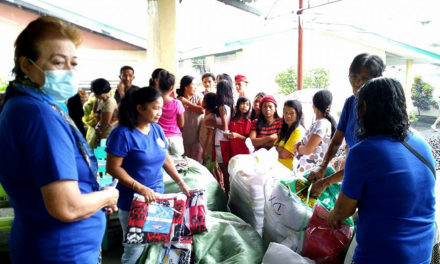 Water, sanitation problems confront Mayon evacuees