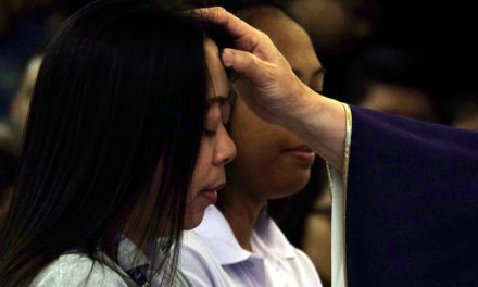 Catholics urged to practice faith as Valentine's Day falls on Ash Wednesday