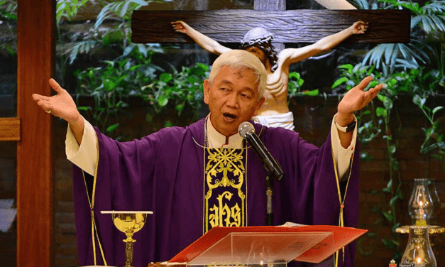 Bishop denounces indifference on Ash Wednesday