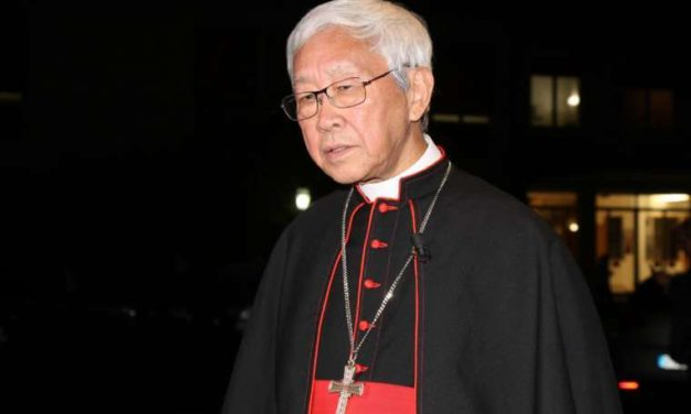Cardinal Zen: 'Vatican is ready to surrender to the Chinese communist party'