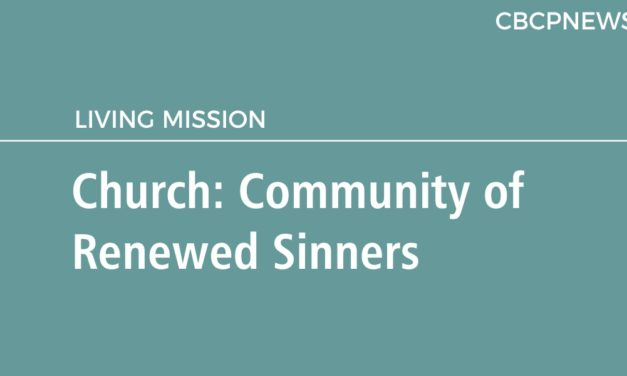 Church: Community of Renewed Sinners