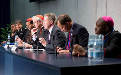Vatican conference unites police and Church in fight against human trafficking