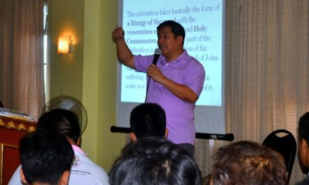 Malolos Diocese holds Holy Week liturgy confab
