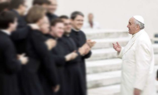 Priesthood isn't an assignment – it's a mission, Pope tells seminarians