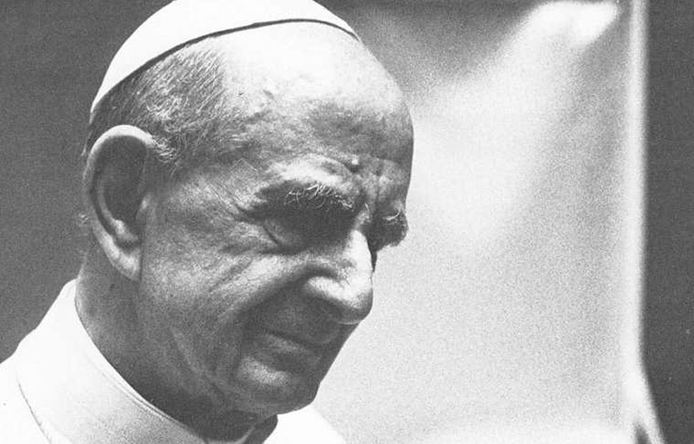 Vatican congregation approves miracle, opening door to Paul VI's canonization