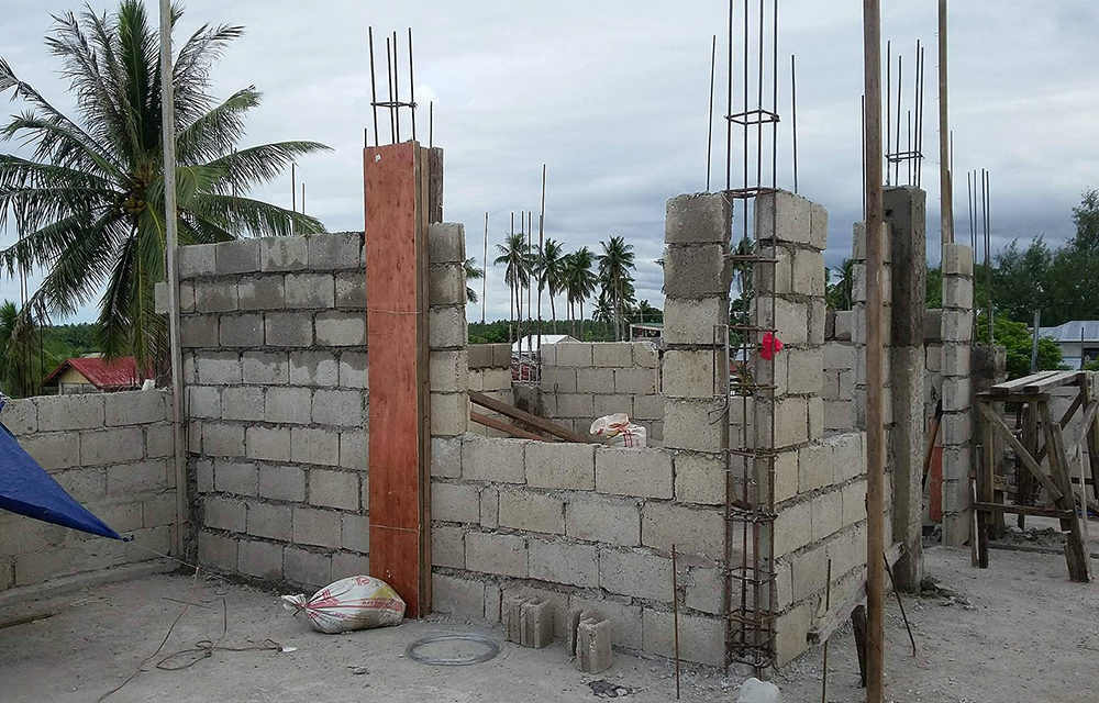 Stop house building superstitions, Catholics told