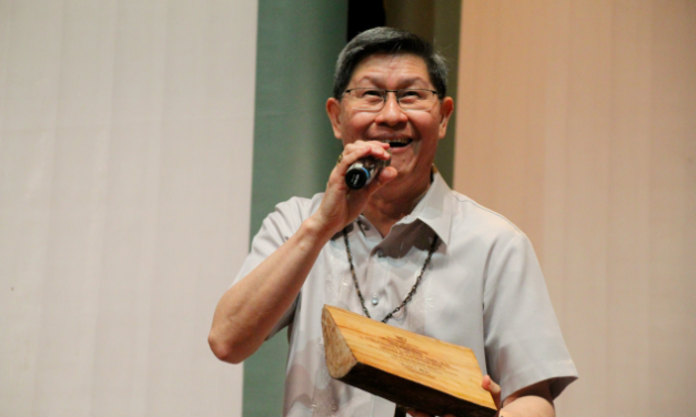 Cardinal Tagle: 'Consecrated life is human ecology at its best'