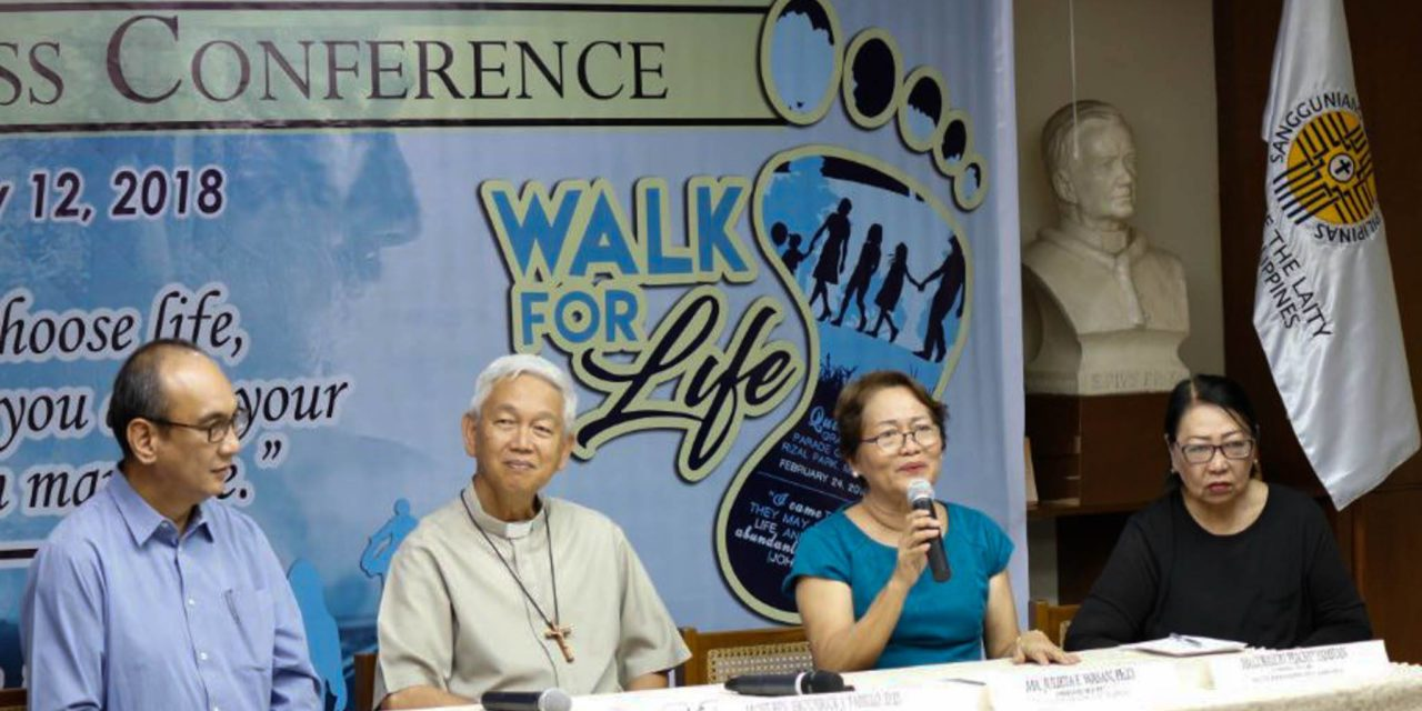 Thousands expected to join Walk for Life on Feb. 24