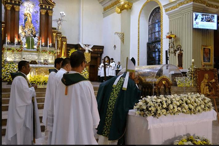 Bishop: St. Therese exemplifies 'life of healing, preaching, praying'