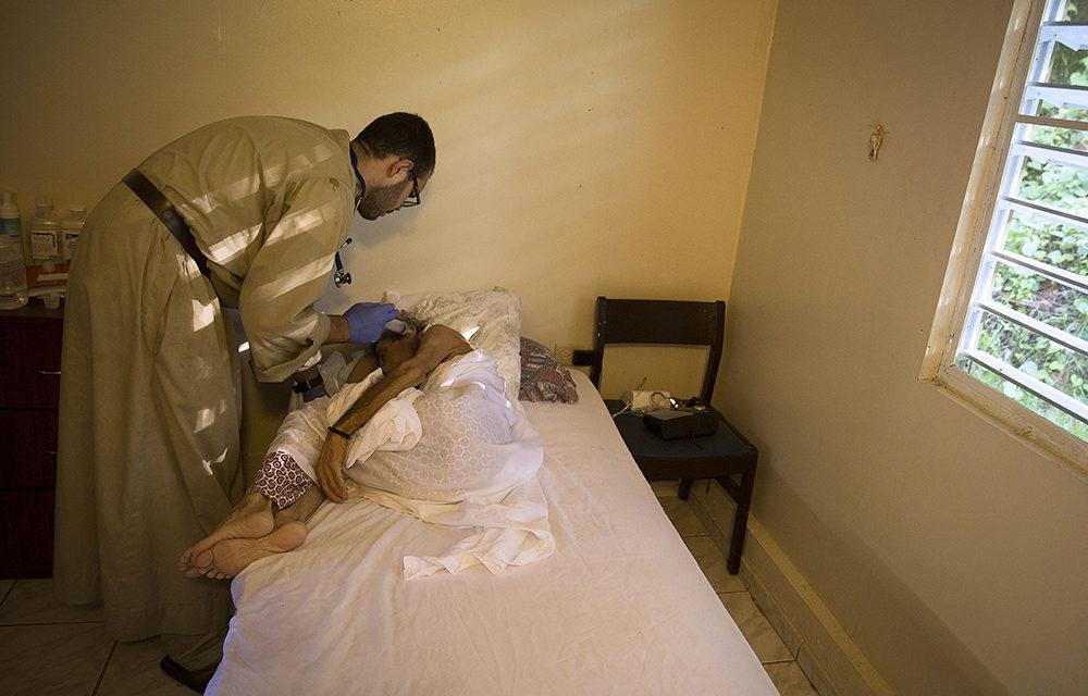 Palliative care is pro-life response to euthanasia, panelists say