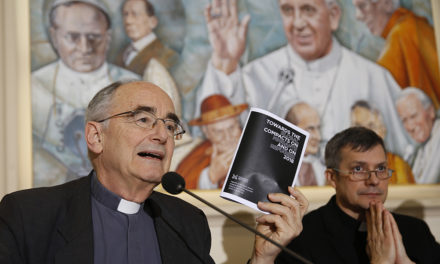 Vatican conference hopes to 'hack' into social issues