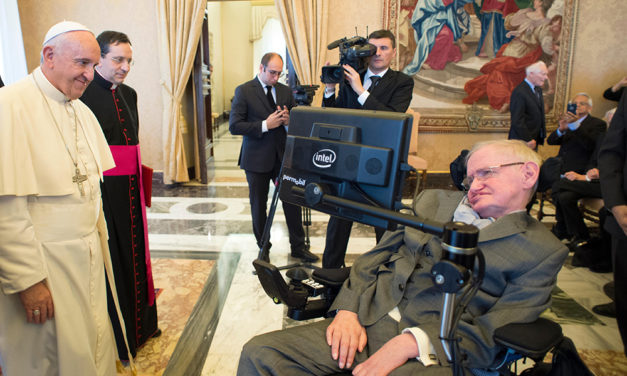 Church leaders praise Hawking for contribution to science, dialogue
