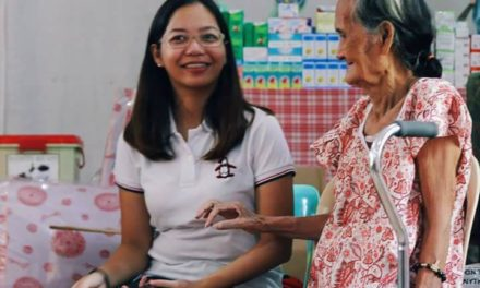 Laguna youth to visit abandoned elderly